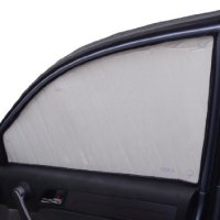 SIDE WINDOW Front Seat Sunshades set/2 for Ram Promaster Van 2014 2015 2016 2017 Sunshade #1562S-A