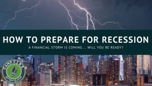 How To Prepare For Recession