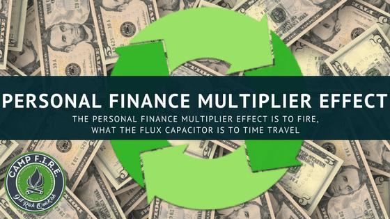 Personal Finance Multiplier Effect