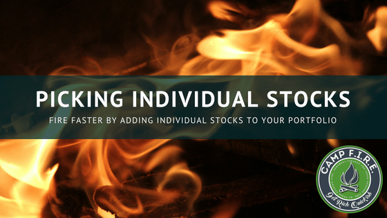 Investing in individual stocks