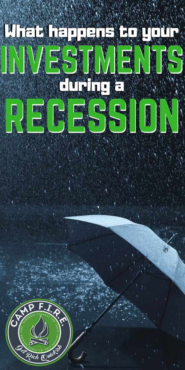 #Investing during a #recession is psychologically hard, but you can prepare now to make things easier. Review these tips to protect your #investments from the next #stockmarket crash