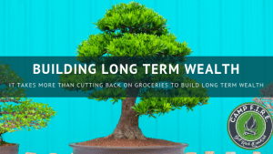 Building Long Term Wealth