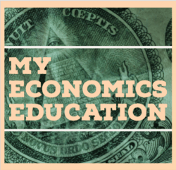 My Economics Education
