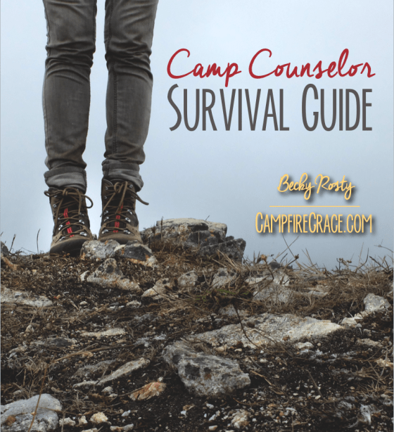 Camp Counselor Survival Guide
