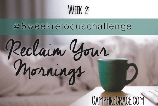 reclaim your mornings