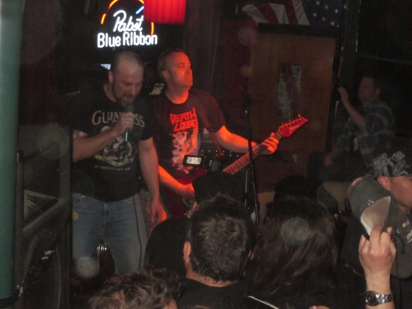 Death Squad at McCoy's Tavern (May 2011)