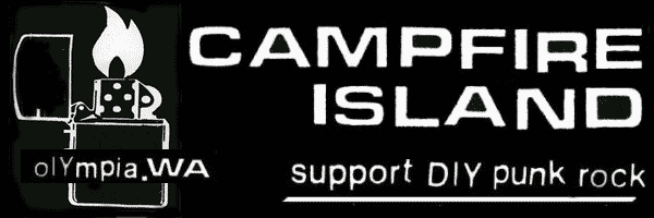 Campfire Island logo