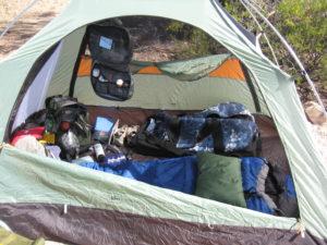 Saguaro Camping
