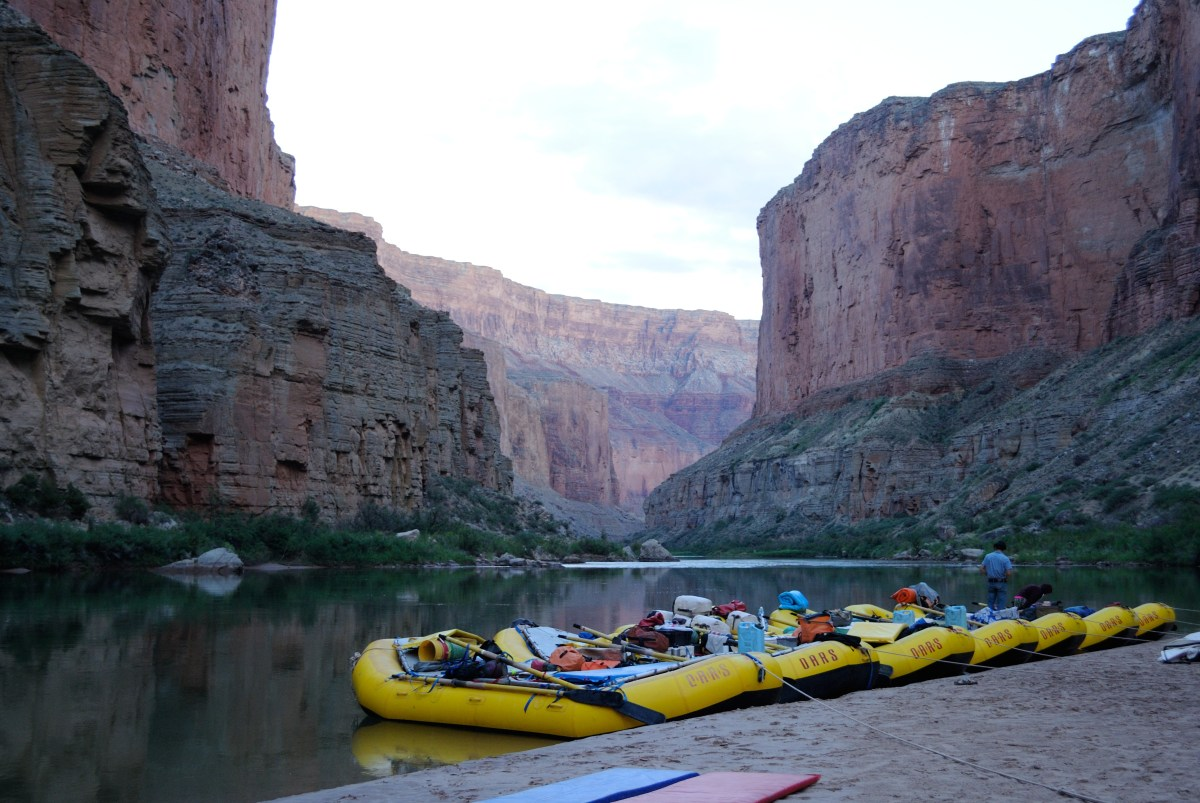 11 Days of Grand Canyon Whitewater