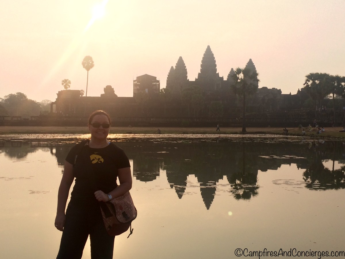 Angkor Wat by Bicycle