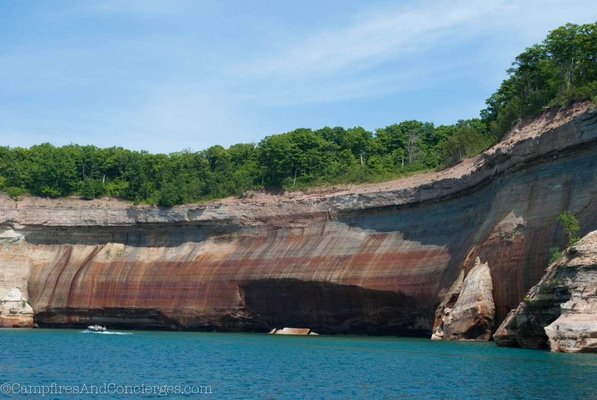 Exploring Michigan's Upper Peninsula