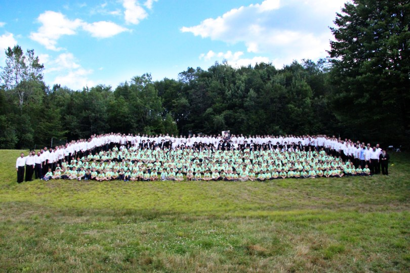 Camp Gan Israel NY Group Photo 2011