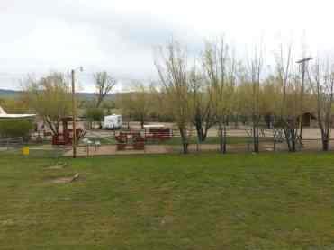 Craig Campground Site
