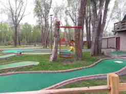 Steamboat Campground Mini Golf