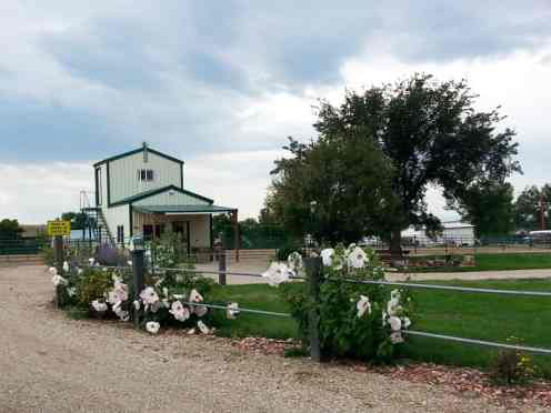 7TH Ranch RV Camp & Historic Tours near Garryowen Montana Office