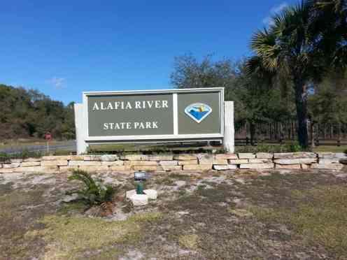 Alafia River State Park in Lithia Florida1