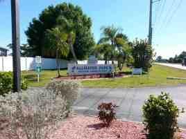 Alligator Park Mobile Home and RV Park in Punta Gorda Florida5