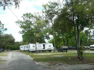 Bow & Arrow Campground in Yulee Florida3