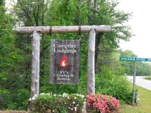 Campfire Lodgings in Asheville North Carolina5
