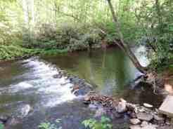Cataloochee Campground in Great Smoky Mountains National Park near Waynesville North Carolina7