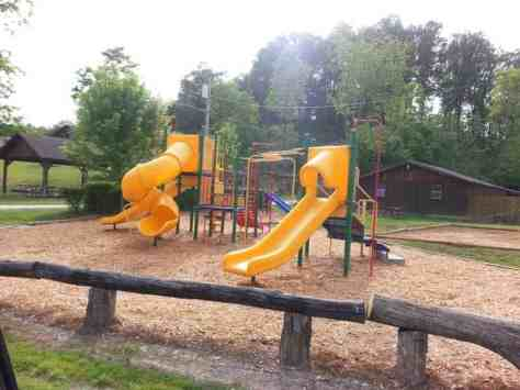 Deep Creek Tube Center & Campground in Bryson City North Carolina002