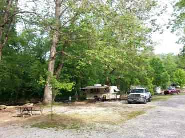 Deep Creek Tube Center & Campground in Bryson City North Carolina004