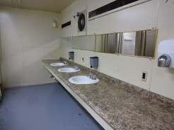 Eagles Nest restroom inside