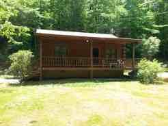 Eljawa Campground and Log Cabins in Whittier North Carolina4