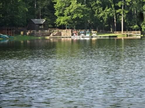 FDR Lake Delanor rental boats