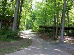 Flaming Arrow Campground in Whittier North Carolina4