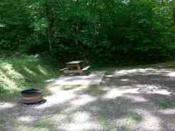 Flaming Arrow Campground in Whittier North Carolina5