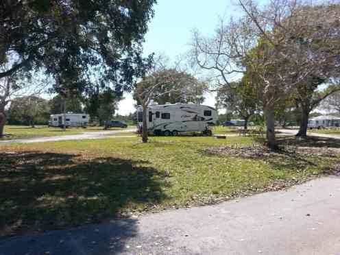 Flamingo Campground in Everglades National Park3