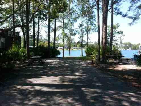Flamingo Lake RV Resort in Jacksonville Florida12