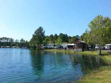Flamingo Lake RV Resort in Jacksonville Florida21