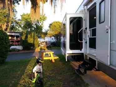 Fleetwood RV Park in Jacksonville Florida 104