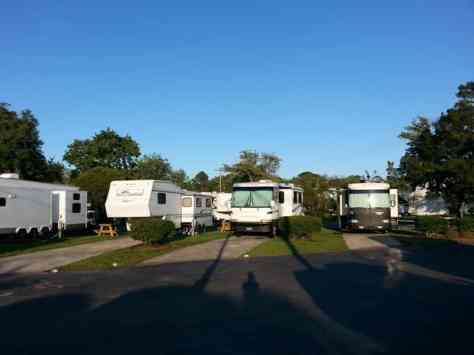 Fleetwood RV Park in Jacksonville Florida02
