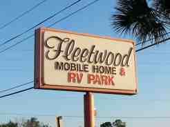 Fleetwood RV Park in Jacksonville Florida11