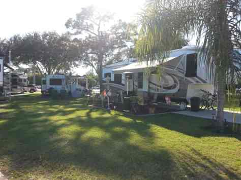 Florida Pines Mobile Home Park in Venice Florida2