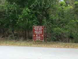 Fort Clinch State Park Amelia River Campground in Fernandina Beach Florida 1