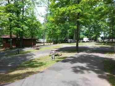 Fort Wilderness Campground & RV Park in Whittier North Carolina06