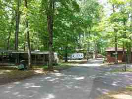 Fort Wilderness Campground & RV Park in Whittier North Carolina07