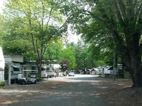 Great Smokey Mountain RV Camping Resort in Whittier North Carolina3