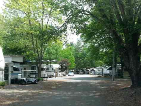 Great Smokey Mountain RV Camping Resort in Whittier North Carolina3