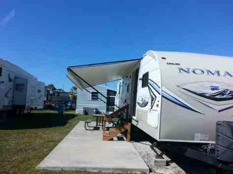 Gulf Air RV Resort in Fort Myers Beach Florida2