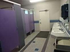 Heritage RV ladies room 1