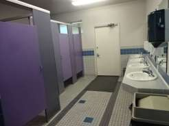 Heritage RV ladies room 1