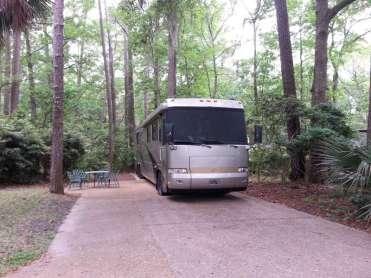 Hilton Head Island Motorcoach Resort in Hilton Head Island South Carolina10