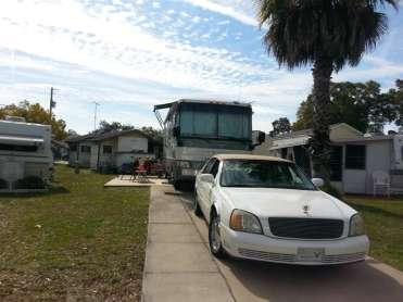 Holiday Springs RV Resort in Spring Hill Florida2