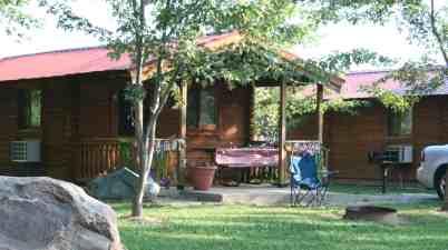 IB Crow Cabin