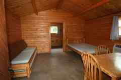 IBBR Campground Cabins Interior